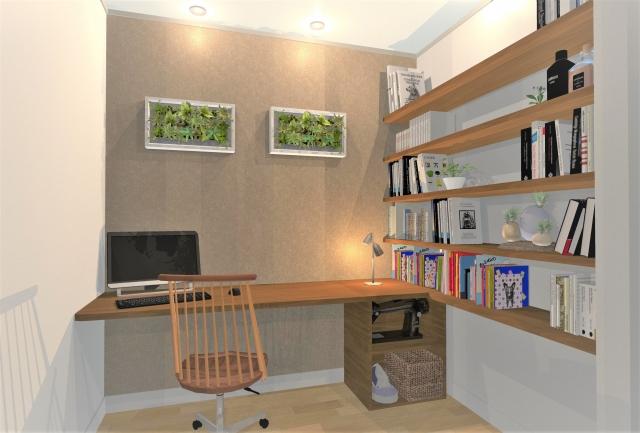 家ペディア|埋め込み本棚を作るメリットとデメリット|エヴァーホーム