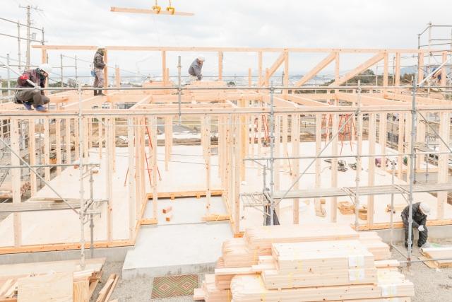 家づくりコラム 上棟式とはどんなことをするの?家を建てるときに知っておきたい基礎知識 エヴァーホーム