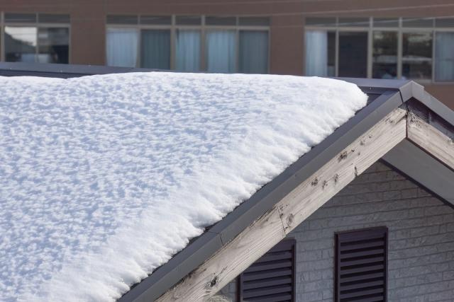家ペディア|後付けも可能!雪止めを設置しましょう。|エヴァーホーム