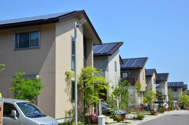 家づくりコラム|太陽光発電システムはお得?その現状とメリットとは|エヴァーホーム