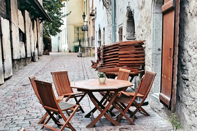 家づくりコラム 古い町並みが残るヨーロッパ~その理由について エヴァーホーム